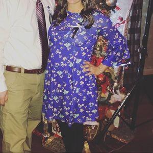 Asos Maternity Swing Dress